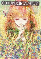 Viz Media's Children Of The Whales Soft Cover # 5