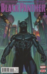 Marvel's Black Panther Issue # 1-3rd print