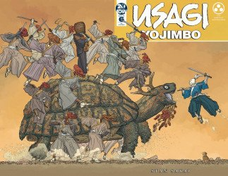 IDW Publishing's Usagi Yojimbo Issue # 6ri