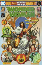 DC Comics's Wonder Woman Giant Giant Size # 3mass edition