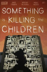 BOOM! Studios's Something is Killing the Children Issue # 1 - 5th print