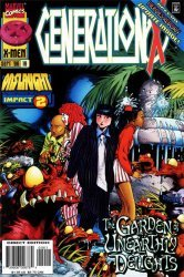 Marvel Comics's Generation X Issue # 19