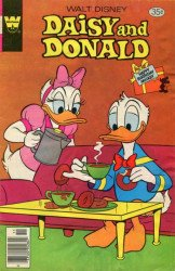Gold Key's Daisy and Donald Issue # 34whitman