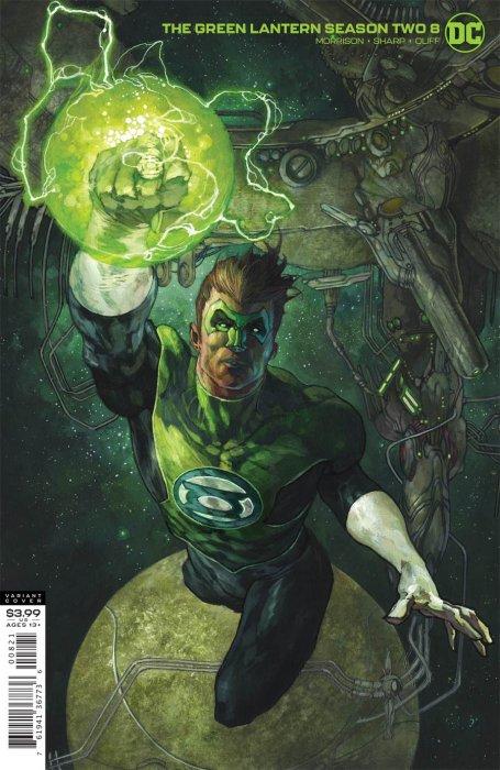 DC Comics GREEN LANTERN SEASON 2 #2 NM
