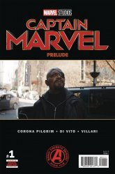 Marvel Comics's Marvel's Captain Marvel Prelude Issue # 1