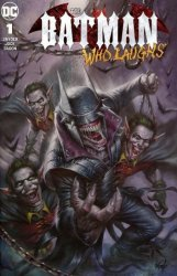 DC Comics's Batman Who Laughs Issue # 1j
