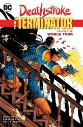 DC Comics's Deathstroke the Terminator TPB # 5