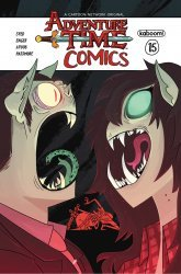 KaBOOM!'s Adventure Time Comics Issue # 15
