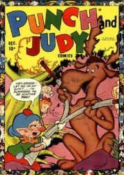 Hillman Publications's Punch and Judy Comics Issue # 9