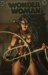 DC Comics's Wonder Woman Issue # 750convention