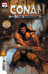 Marvel Comics's Conan the Barbarian Issue # 13