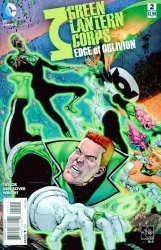 DC Comics's Green Lantern Corps: Edge of Oblivion Issue # 2