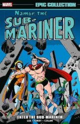 Marvel Comics's Namor, the Sub-Mariner: Epic Collection TPB # 1