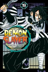 Viz Media's Demon Slayer: Kimetsu No Yaiba Soft Cover # 19