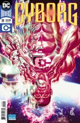 DC Comics's Cyborg Issue # 19b