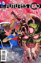 DC Comics's New 52: Futures End Issue # 25