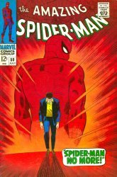 Marvel Comics's The Amazing Spider-Man Issue # 50