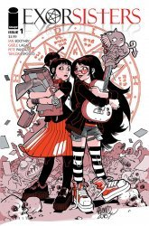 Image Comics's Exorsisters Issue # 1d