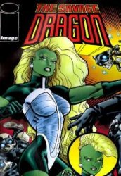 Image Comics's Savage Dragon: Playmates Mini-Comics Issue nn (2)