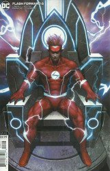 DC Comics's Flash Forward Issue # 6b