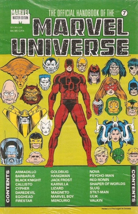official handbook of the marvel universe a to z pdf