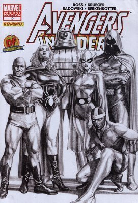 Marvel Comicss Avengers Invaders Issue 10dynamicforces