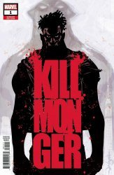 Marvel Comics's Killmonger Issue # 1d