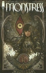 Image Comics's Monstress Issue # 31