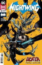 DC Comics's Nightwing Issue # 34