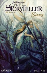 Archaia Studios Press's Jim Henson's Storyteller Sirens Issue # 3b