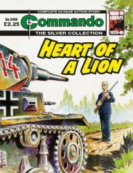 D.C. Thomson & Co.'s Commando: For Action and Adventure Issue # 5406