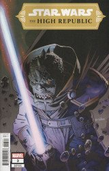 Marvel Comics's Star Wars: High Republic Issue # 3b