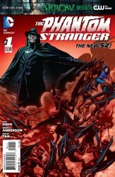DC Comics's The Phantom Stranger Issue # 1
