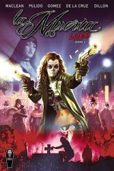 Coffin Comics's La Muerta Lives! Hard Cover # 1
