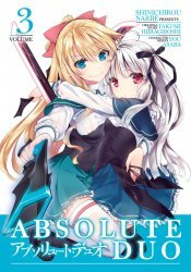 Seven Seas Entertainment's Absolute Duo Soft Cover # 3