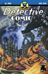 DC Comics's Detective Comics Issue # 1000b