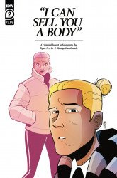 IDW Publishing's I Can Sell You A Body Issue # 2