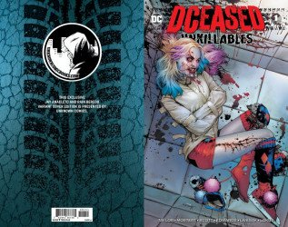 DC Comics's DCeased: Unkillables Issue # 1unknown