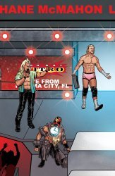 BOOM! Studios's WWE Issue # 14c