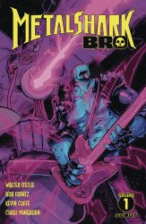 Scout Comics's Metalshark Bro: What The Fin TPB # 1