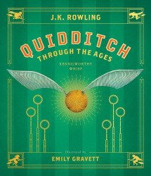 Scholastic's Quidditch Through the Ages Hard Cover # 1