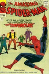 Marvel Comics's The Amazing Spider-Man Issue # 10