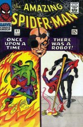 Marvel Comics's The Amazing Spider-Man Issue # 37