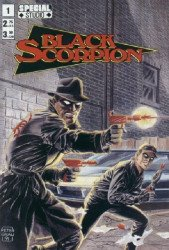 Diamond Press's Black Scorpion Issue # 1