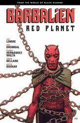 Dark Horse Comics's Barbalien: Red Planet TPB # 1