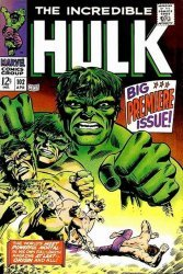 Marvel Comics's The Incredible Hulk Issue # 102