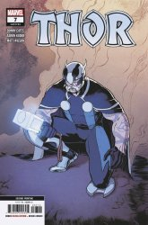 Marvel Comics's Thor Issue # 7-2nd print