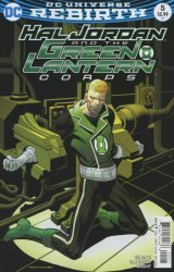 DC Comics's Hal Jordan and the Green Lantern Corps Issue # 5b