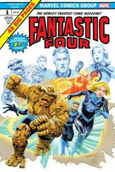 Marvel Comics's Fantastic Four Issue # 1gotham central-a