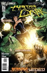 DC Comics's Justice League Dark Issue # 2